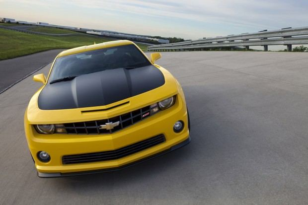 For 2013, Camaro is available with the 1LE performance package,