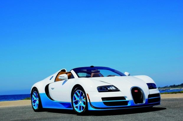 Bugatti Veyron 16.4 Grand Sport Vitesse Special for Paris 2012 a
