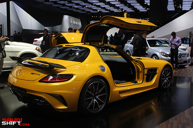 Mercedes SLS AMG Black Series (2)