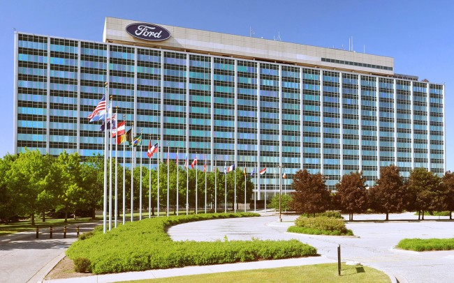 Ford-World-Headquarters