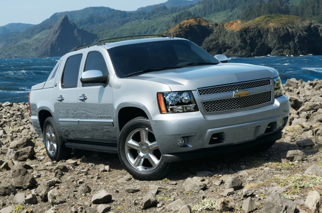 The 2013 Chevrolet Black Diamond Avalanche marks the final year