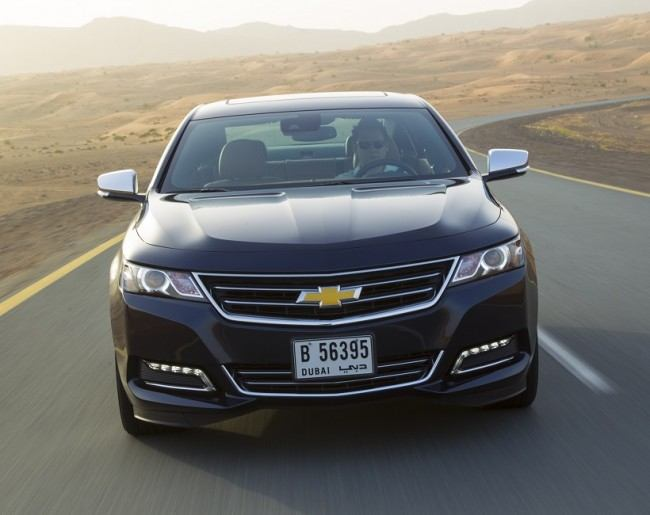 2014_Chevrolet_Impala_Front_View3