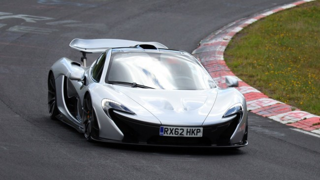 video-mclaren-p1-testing-at-the-nurburgring