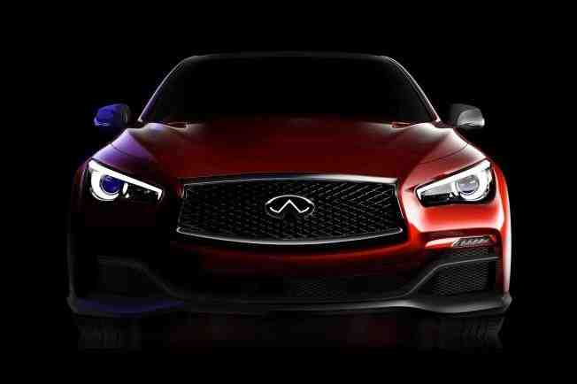 Infiniti to Reveal Formula One Inspired Concept at Detroit Show