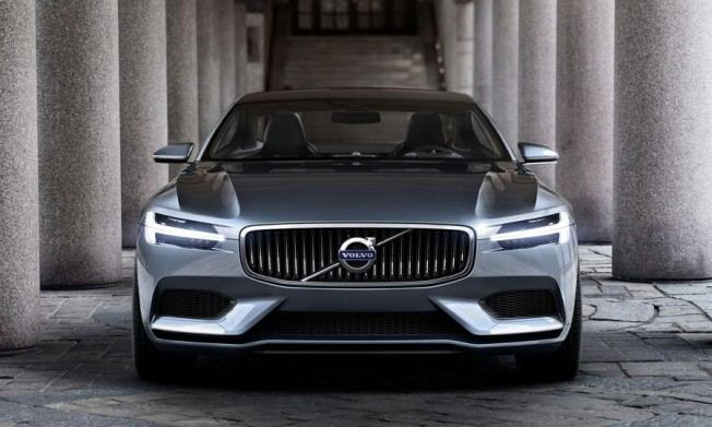 Volvo-Concept-Coupe-at-2013-Frankfurt-motor-show-front