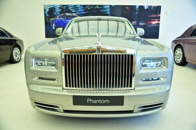 Rolls-Royce Phantom 'Kingdom Edition'_1