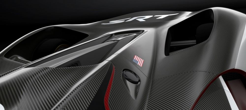 FCA US LLC has revealed new images of the SRT Tomahawk Vision Gr