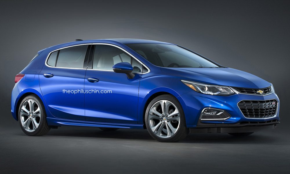 2016-Chevrolet-Cruze-hatchback-renderings-1