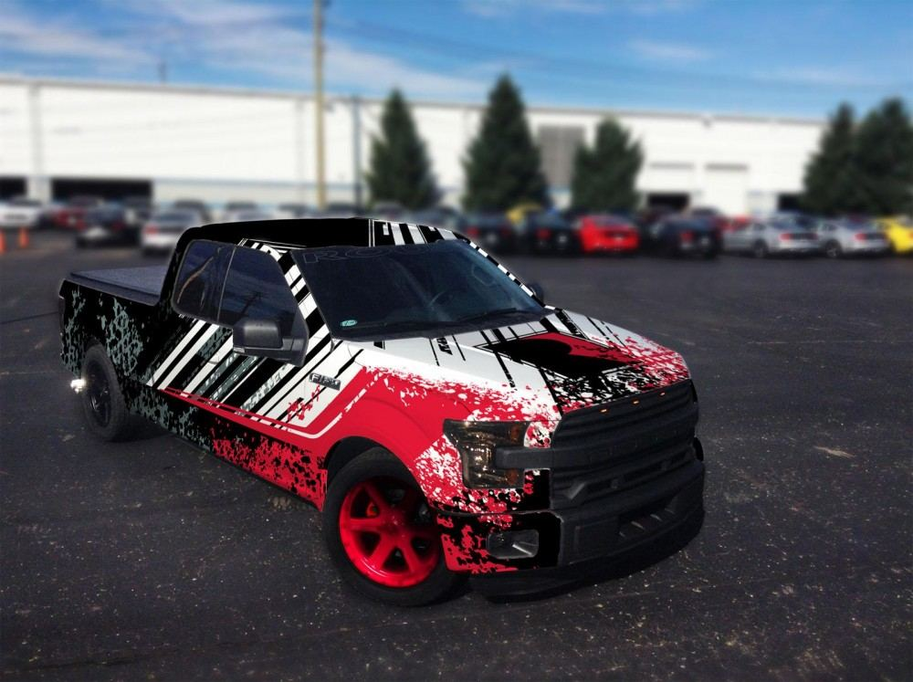 Ford F-150 for SEMA 2