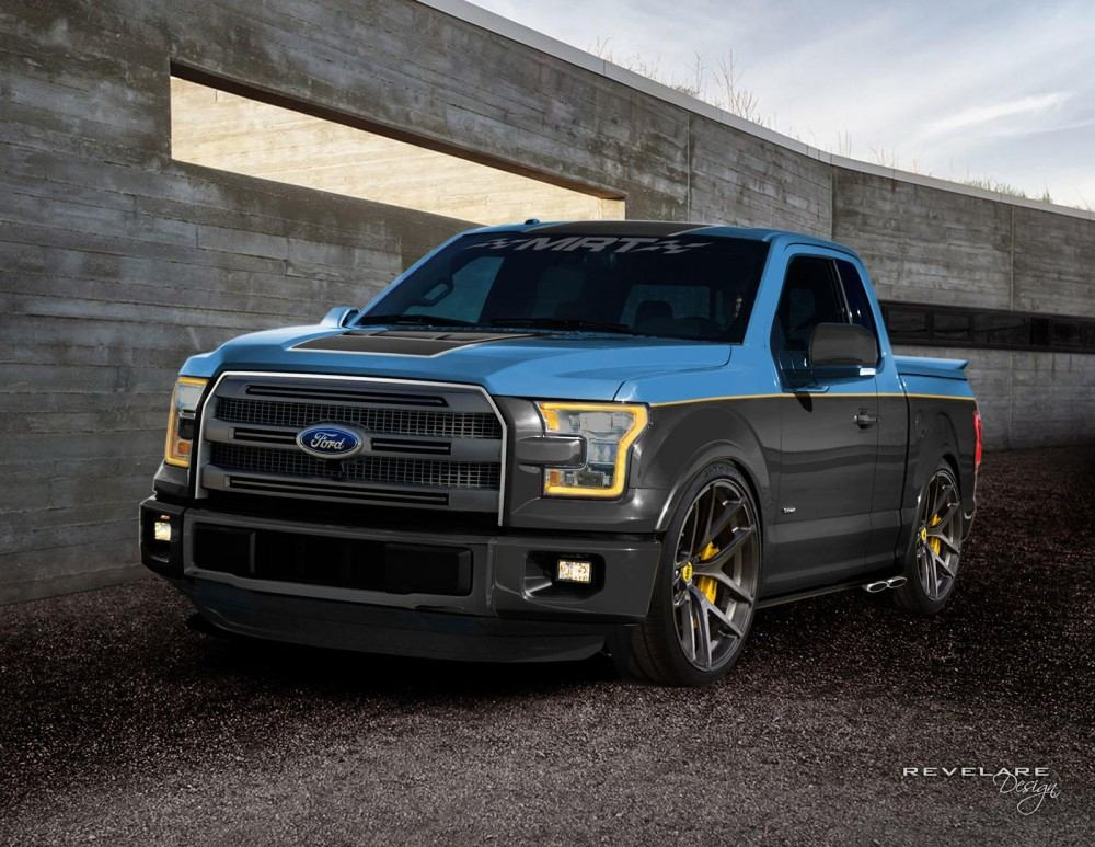 Ford F-150 for SEMA 4