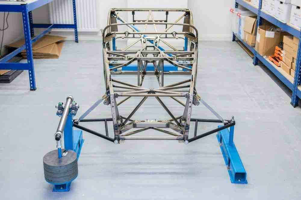 Caterham-Seven-butted-tube-chassis-prototype-2