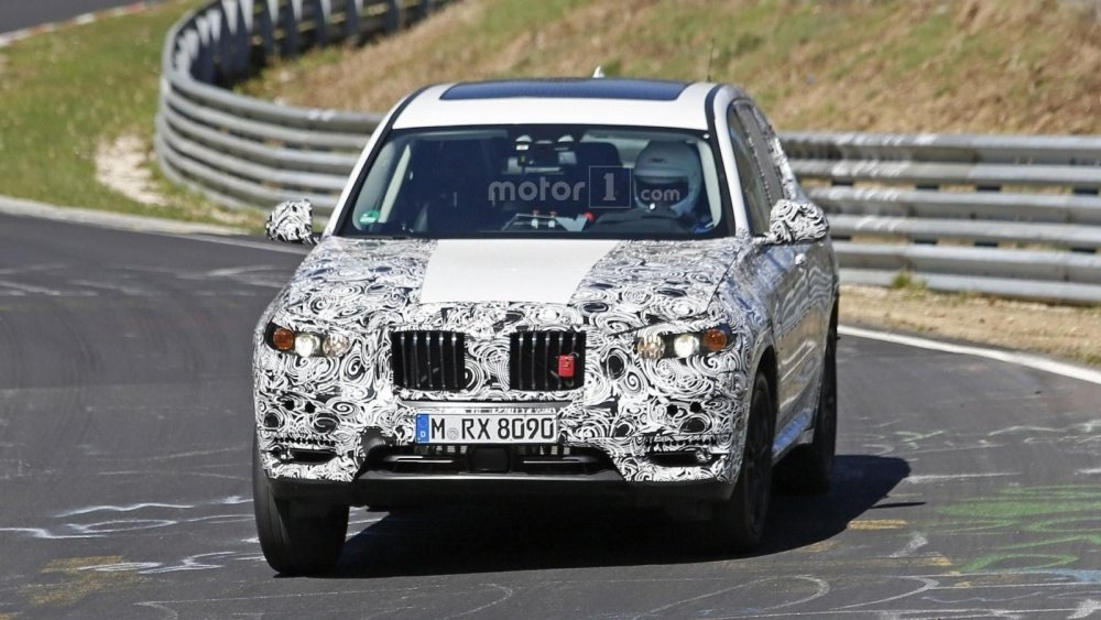 new-bmw-x3-spied-on-the-nrburgring-1