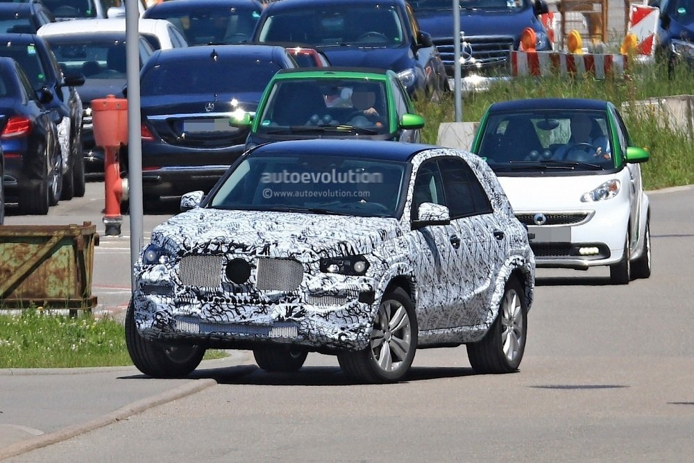 mercedes-benz-gle-spy-photos 14