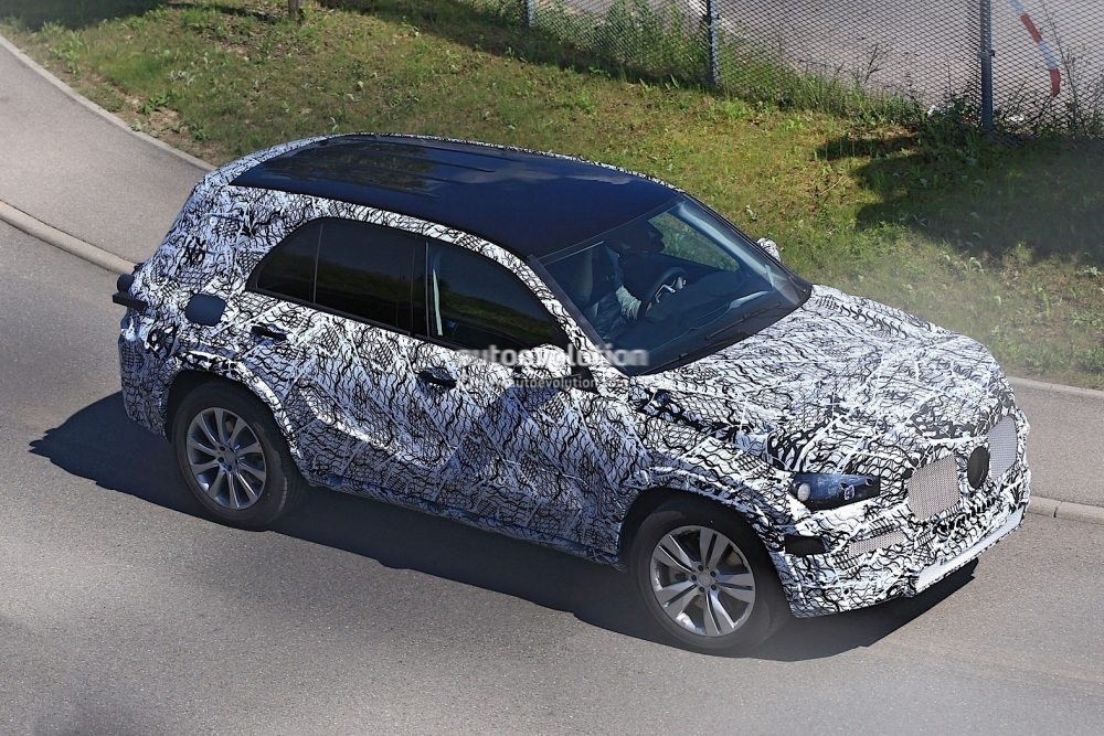 mercedes-benz-gle-spy-photos 5