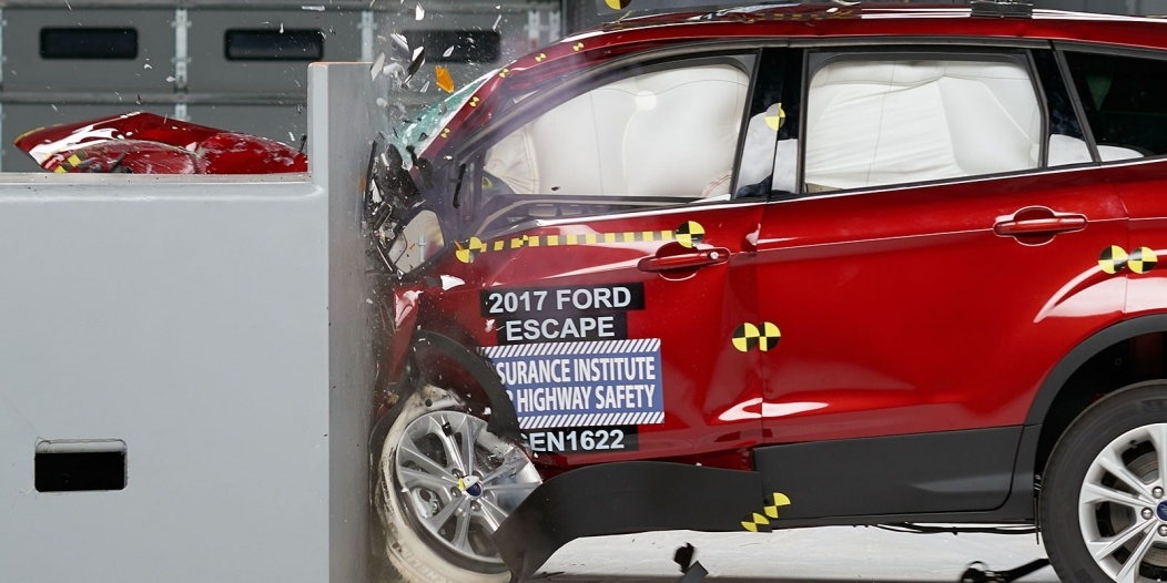 2017 Ford Escape IIHS Rating 1